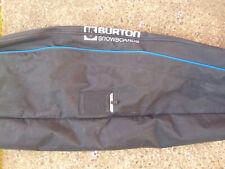 Burton ~ Snowboard Travel Bag ~ 156 CM ~ Black with handle and strap