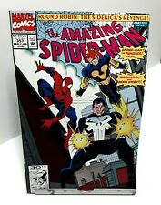 Marvel Amazing Spider-Man Comic Issue 357 Early January 1992