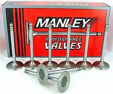 10649-8 Manley Budget Replacment Exhaust Valves 1.600 SB Chevy 350