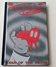 Arsenic Lullaby Year Of The Fetus Graphic Novel Hardcover