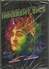 """DVD """"Inherent vice"""" -  Paul Thomas Anderson    NEUF SOUS BLISTER"""