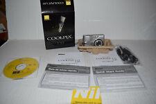 Nikon Coolpix L10 Compact Digital Camera - Tested