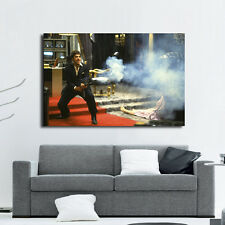 Poster Mural Movie Scarface Mob Gangster 40x58 inch (100x147 cm) Adhesive Vinyl