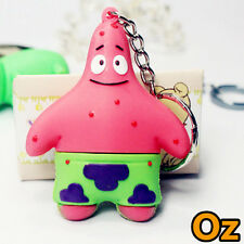 Patrick Star USB Stick, 8GB Quality Chip SpongeBob Memory Flash Drives WeirdLand