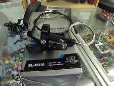 SHIMANO SL-M310 ALTUS RAPID FIRE LEFT 3 SPEED BLACK FRONT BICYCLE SHIFTER