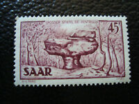 SARRE(allemagne) - timbre - yvert et tellier n° 289 n* (A6) stamp germany
