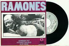 "the RAMONES - Something To Believe In (1986 DUTCH PS NEAR MINT VINYL SINGLE 7"")"