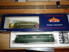 Bachmann Class 42 D818 Glory in BR Green