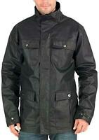 Regatta Hoxton Wax jacket - Black