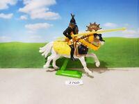 Britains Deetail Mounted Turk/Saracen (lot 2760)