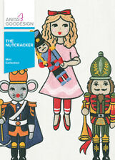 The Nutcracker Anita Goodesign Embroidery Design Machine CD