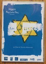 DVD LES JUSTES , NICOLAS RIBOWSKI , INJAM