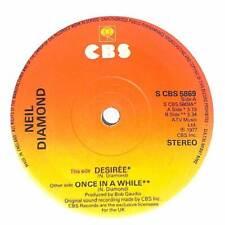 """Neil Diamond - Desirée - 7"""" Vinyl Record"""