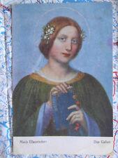 Gebet Ellenrieder Berlin Gemälde Kunstwerk Postkarte Ansichtskarte 3024