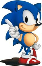 Sonic Vinilo Etiquetas De Pared Wall Decals