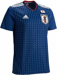 2018-2019 Japan JFA National Team Jersey Shirt Home Adidas FIFA Russia World Cup