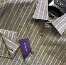 """Paul Smith Formal Shirt Double Cuff CLASSIC FIT """"LONDON"""" 16"""" Eu 41 RRP £230"""