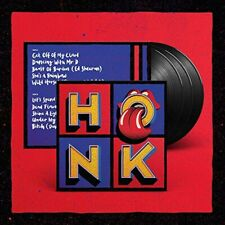 "Honk - The Rolling Stones (Deluxe  12"" Album Box Set) [Vinyl]"