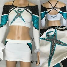 Real Cheerleading Uniform  Cheer Extreme Adult XS