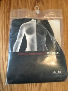 Ladies Climacompression Thermal Long Sleeve Mock Size 22