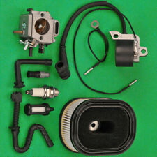 Carburetor Kits/& Ignition Coil/&Air   for STIHL 017 018 MS170 MS180