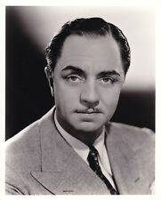 WILLIAM POWELL Original Vintage 30s MGM Stamped DBW Portrait Photo THE THIN MAN