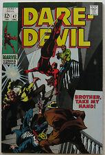 Daredevil #47 (Dec 1968, Marvel), VFN condition