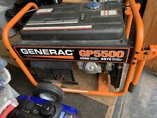 Generac GP5500 6875 Watt Generator