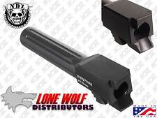 Lone Wolf Alphawolf Fluted Barrel for Glock 27 33 AW-279N .40 to 9mm Conversion
