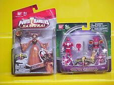 2009 Mighty Morphin Power Rangers Red Ranger/Dino Megazord/Samurai Rita Repulsa