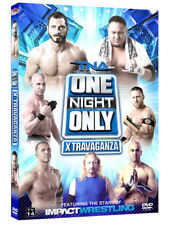 "NEW 2013 TNA IMPACT WRESTLING ""ONO - XTRAVANGANZA"" PPV DVD - SEALED"