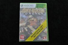 Duke Nukem Forever Promotional Disc XBOX 360 No Manual
