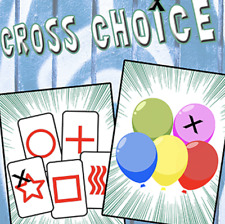 CROSS CHOICE by Magie Climax