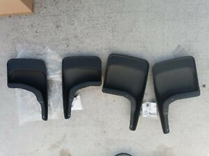 Ford F150 2004-2014 Mud Flaps Mud Guards Splash Guard Front Rear Molded 4pc Set