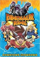 Dinosaur King: Downtown Showdown NTSC, Full Screen, Color, Animat