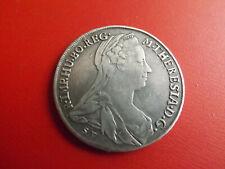 *Österreich Maria Theresia Taler 1780 Silber (original !)  (10)(Alb.5)