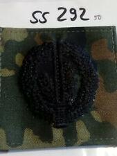 Bundeswehr bunt auf grau KSK Kommandosoldat