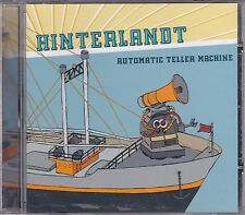 Hinterlandt - Automatic Teller Machine CD PLATZ 3729