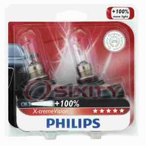 Philips High Beam Headlight Bulb for Sterling 825 827 1987-1991 Electrical pk