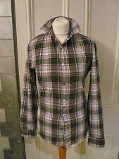 ladies NEW shirt XS river island 10 pristine soft beautiful cotton super stylish