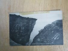 VINTAGE FOGHER CHASM VALENCIA ISLAND CO KERRY LAWRENCE POSTCARD