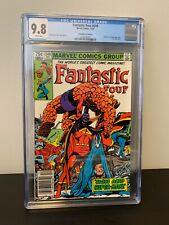 Fantastic Four #249 CGC 9.8 NM/M Rare Canadian Price Variant