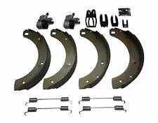 Rear Brake Kit Wheel Cylinders Shoes Springs Hardware for Austin Healey 3000