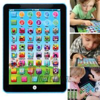 Laptop Tablet Pad Learning Ability Educational For Baby Kids Children Gift Toy