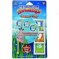 Sea Monkeys Instant Life 1870 Games/Puzzles