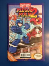 CAPCOM MEGA MAN MASTERMIX #2 1:10 VARIANT NEAR MINT