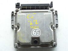 Genuine Citroen Peugeot Engine ECU Brian BOSCH 0281010371 9638795280 EDC15C2