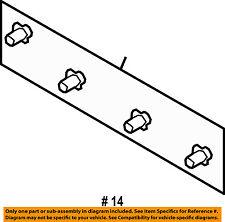 FORD OEM Parking Backup Back Up Reverse Distance-Sensor 4F2Z15K859AAA
