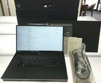 Dell XPS 15.6 Inch Full HD Notebook i7-7700HQ 512GB SSD GTX 1050 4GB 16GB RAM...