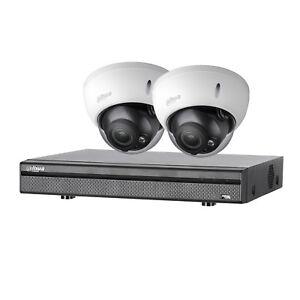 Dahua - Kit de vidéosurveillance KITEVO 2 DOM 720P